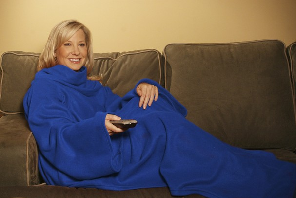 God, this Snuggie is comfortable